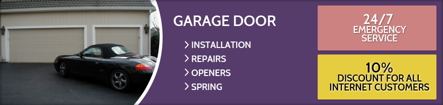 Alsip, IL Garge Door Repair Services